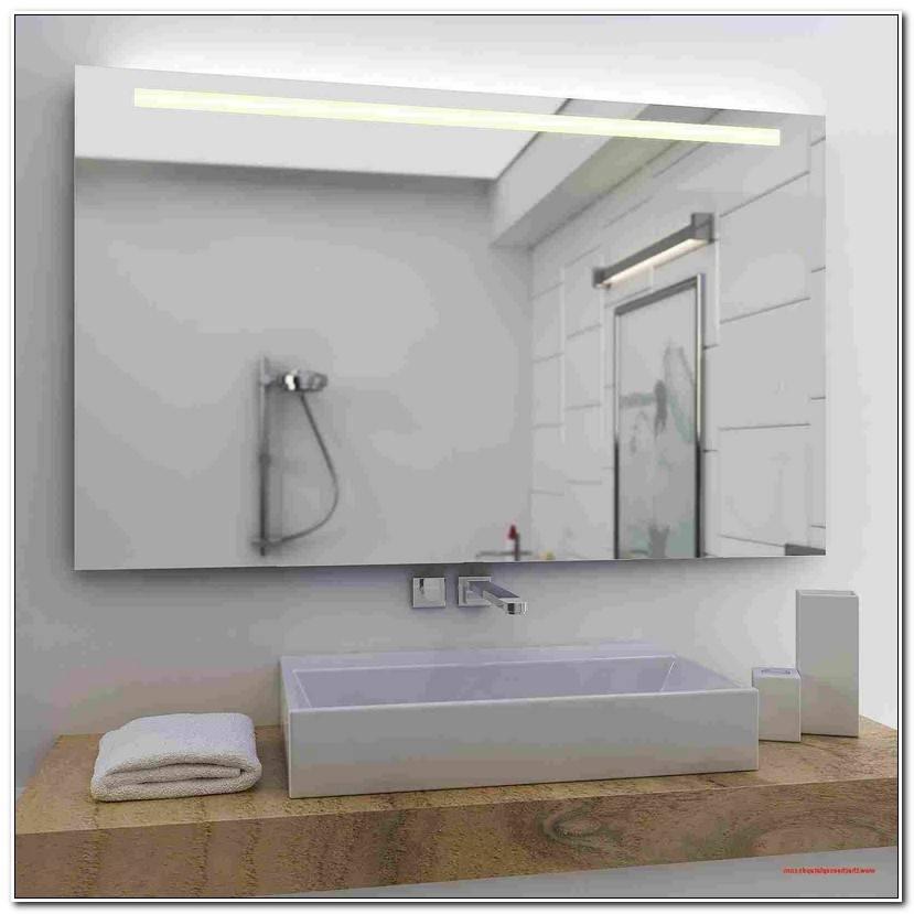 Inside Badspiegel Mit Ablage Und Beleuchtung