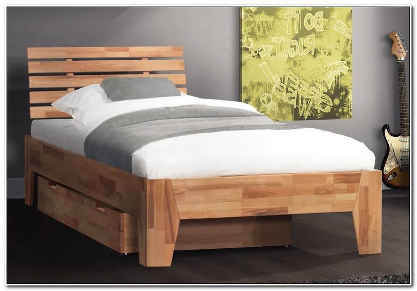 Inside Bett 200×200 Mit Matratze Und Lattenrost
