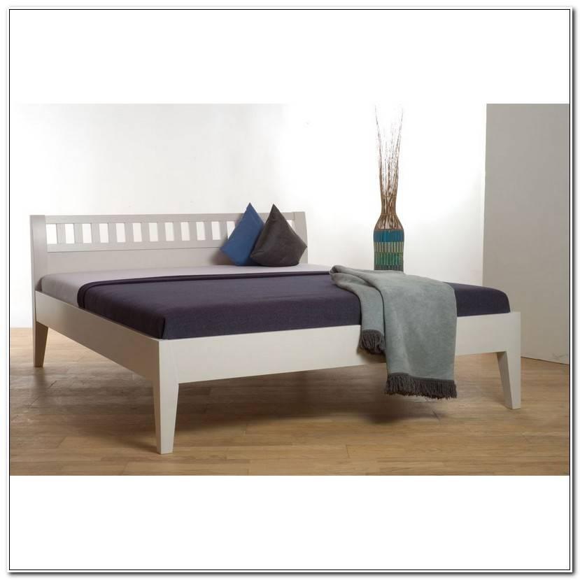 Inside Bett 200×200 Weiß