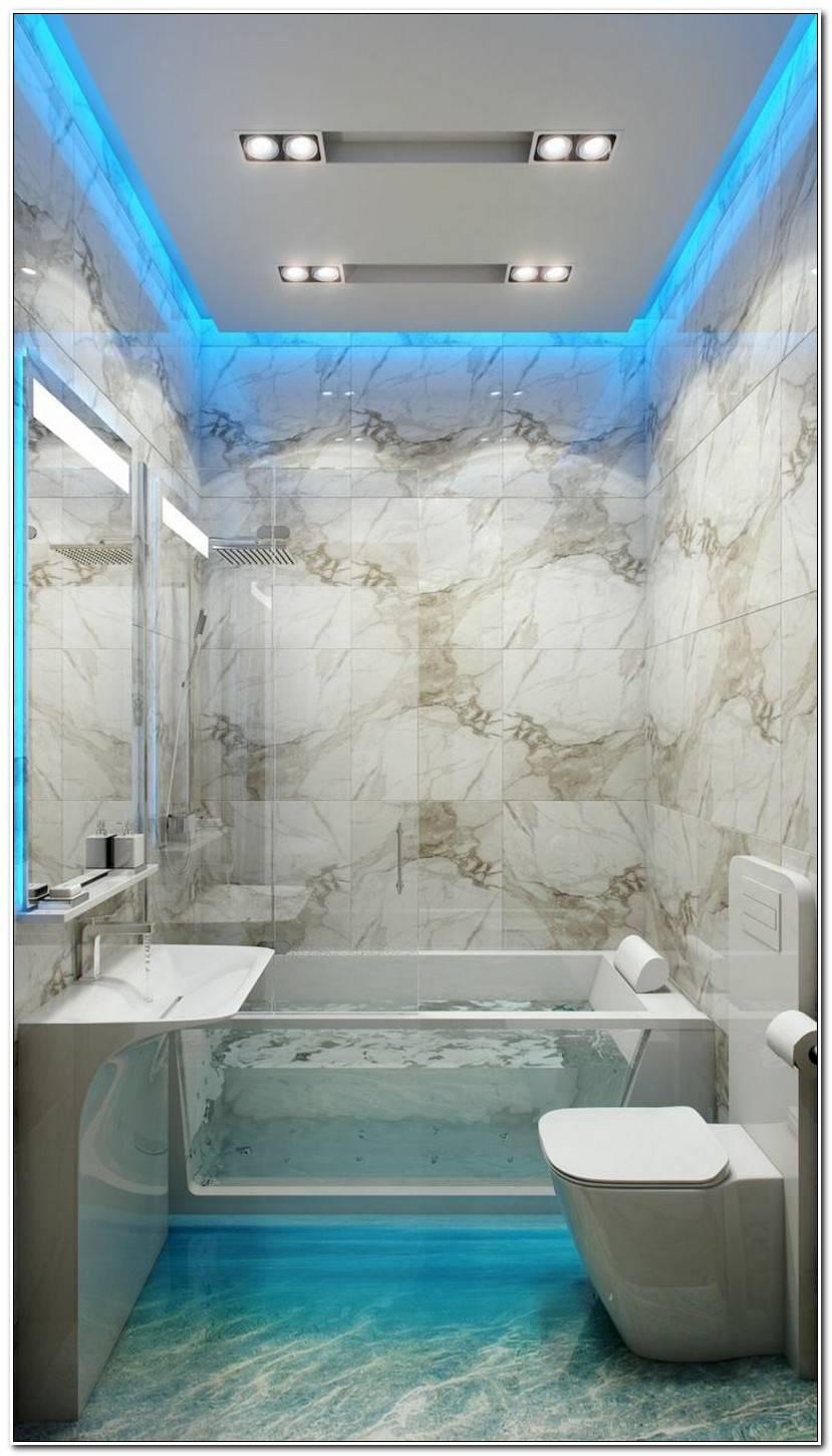 Inside Deckenbeleuchtung Bad
