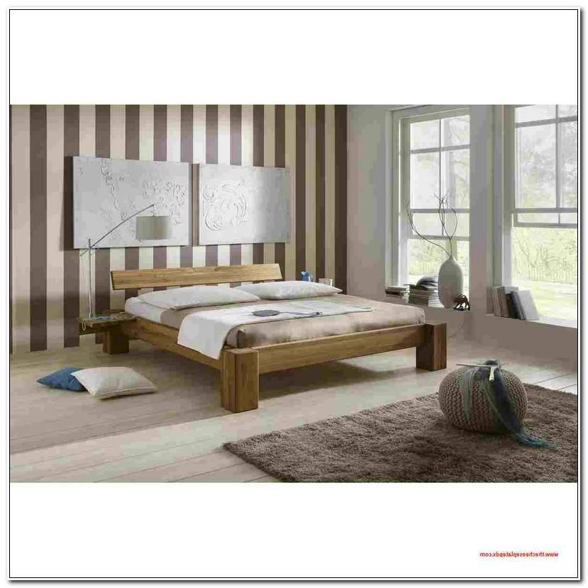 Inside Echtholz Bett
