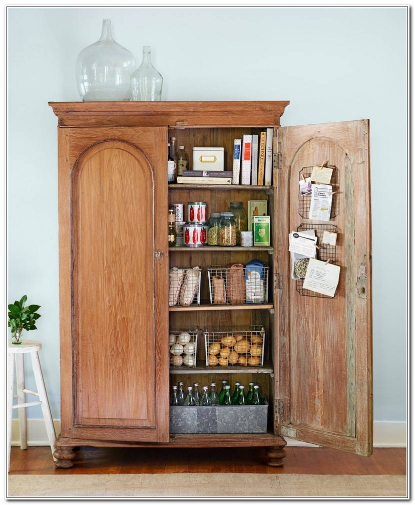 Inspirant Armoire Cellier