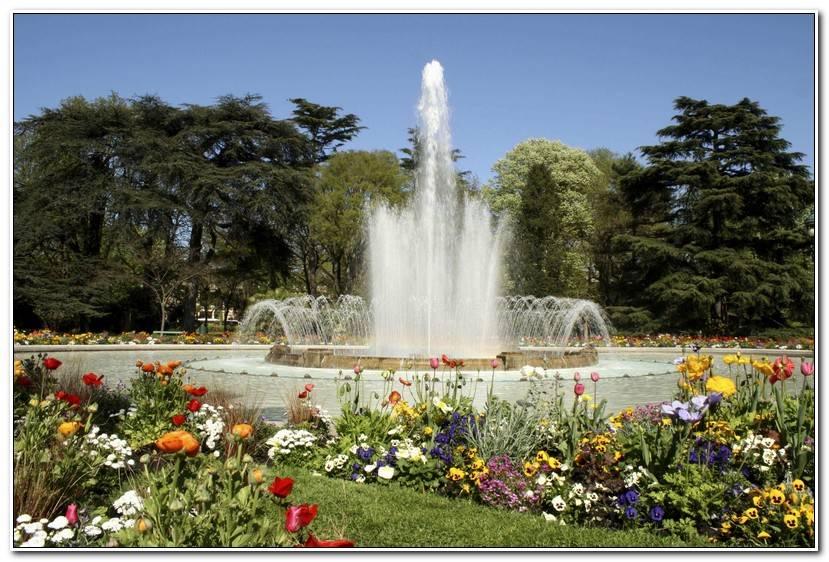 Inspirant Jardin Royal Toulouse