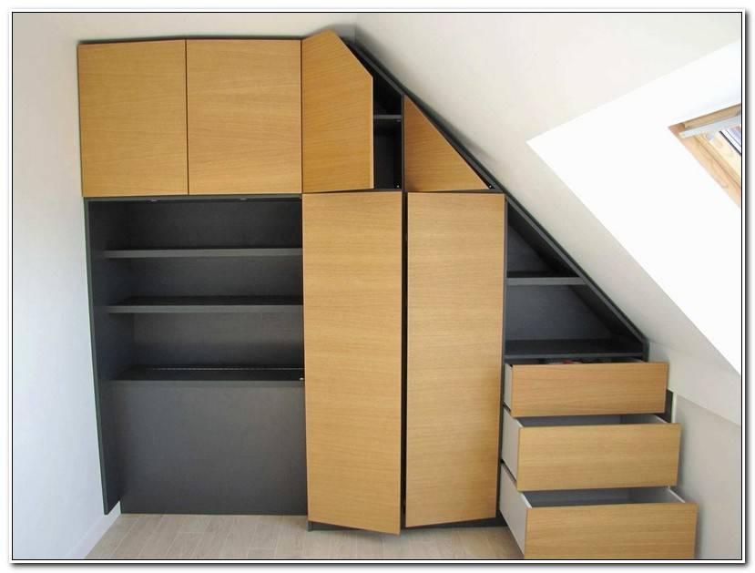 Inspirant Meuble Rangement Escalier