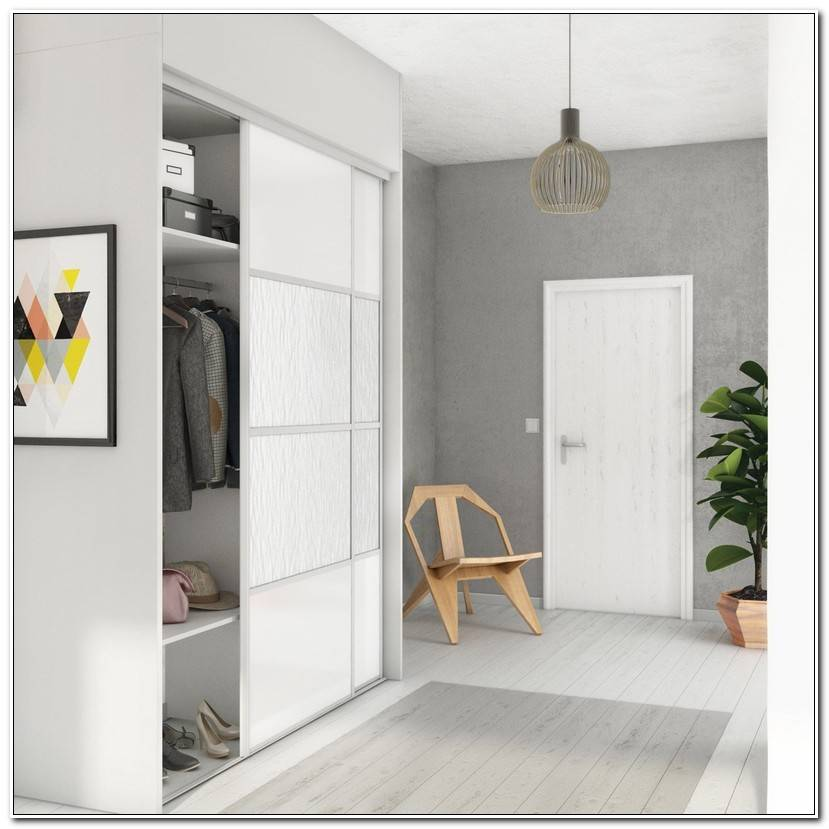 Inspirant Porte Placard Spaceo