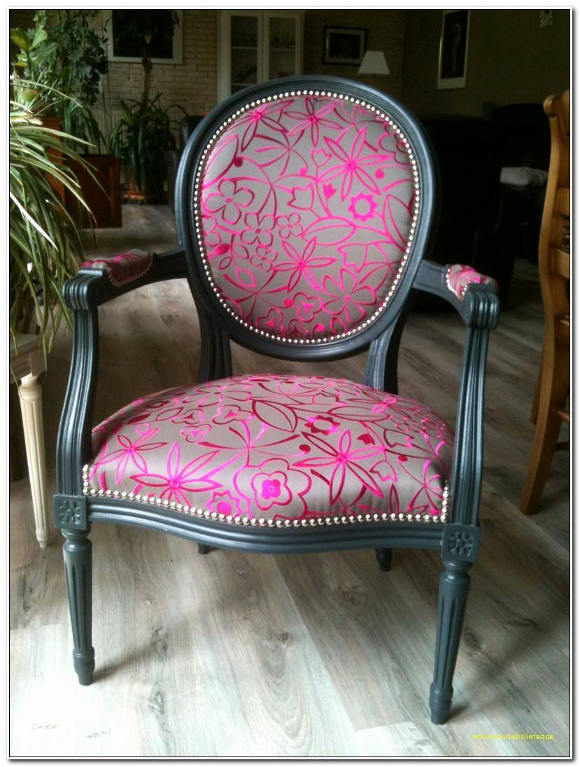 Inspirant Relooking Fauteuil