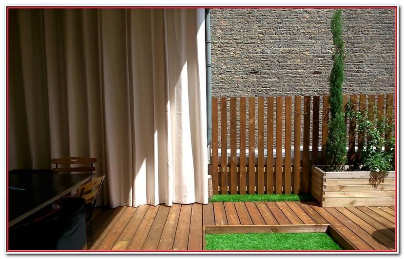 Inspirant Rideaux Exterieur Terrasse