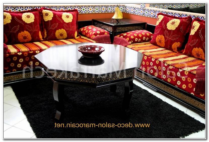 Inspirant Salon Marocain Avignon