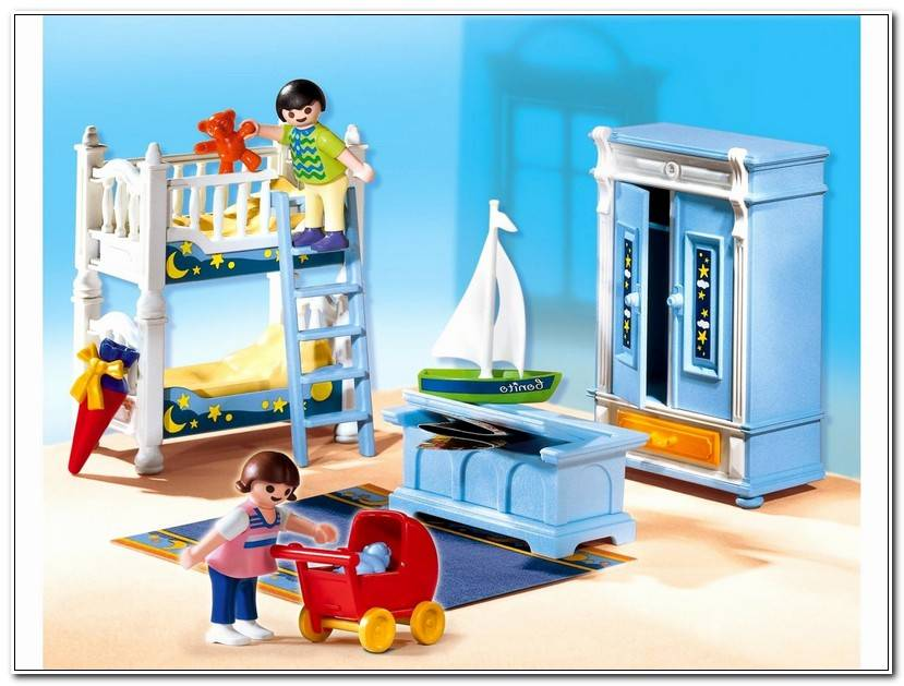 Inspirant Salon Playmobil