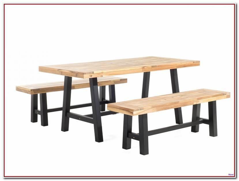 Inspirant Table Et Banc De Jardin