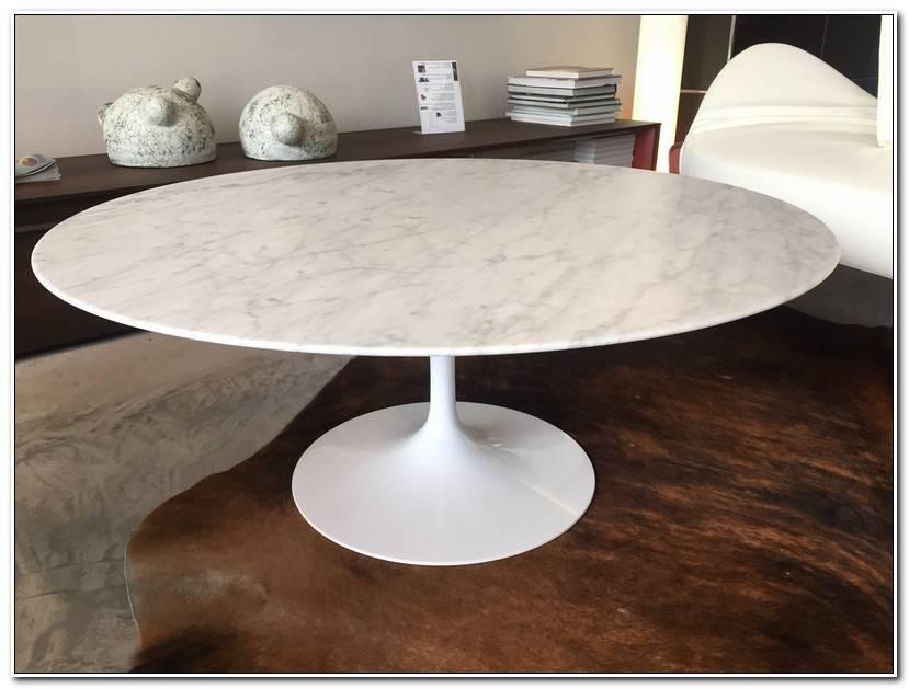 Inspirant Table Knoll Marbre