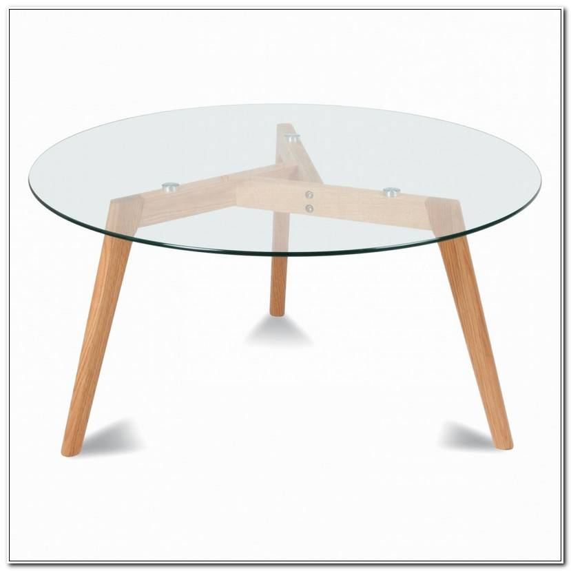 Inspirant Table Ronde Scandinave Rallonge