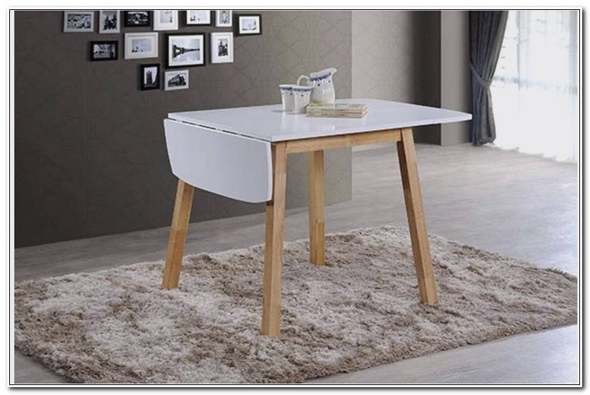Inspirant Table Roulante Pliante