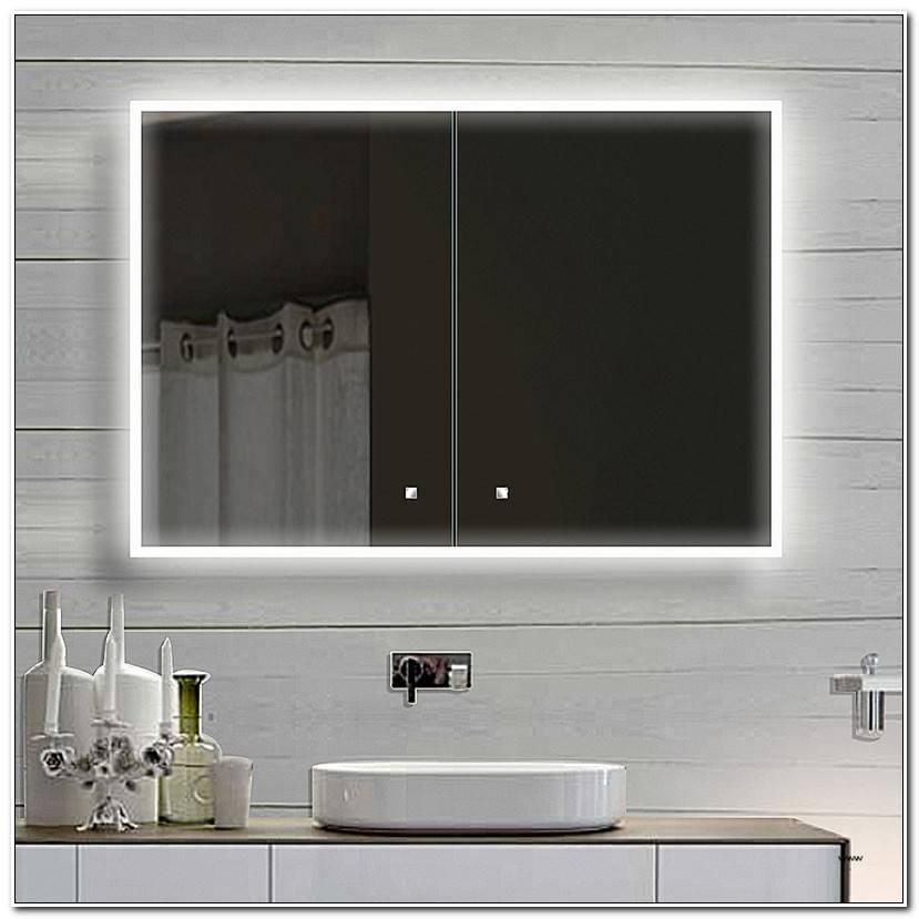 Inspirational Bad Spiegelschrank Mit Beleuchtung