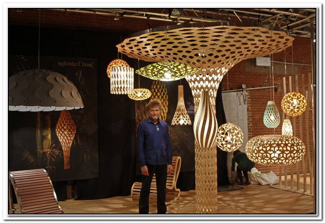 Interview Passion For Furniture And Lighting Systems With David Trubridge