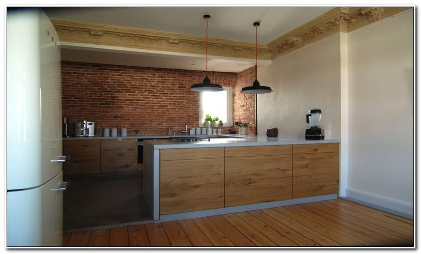 Into Beton Küche