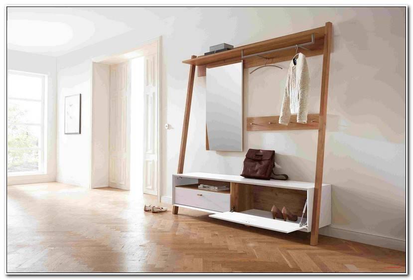 Into Garderobe Holz Massiv
