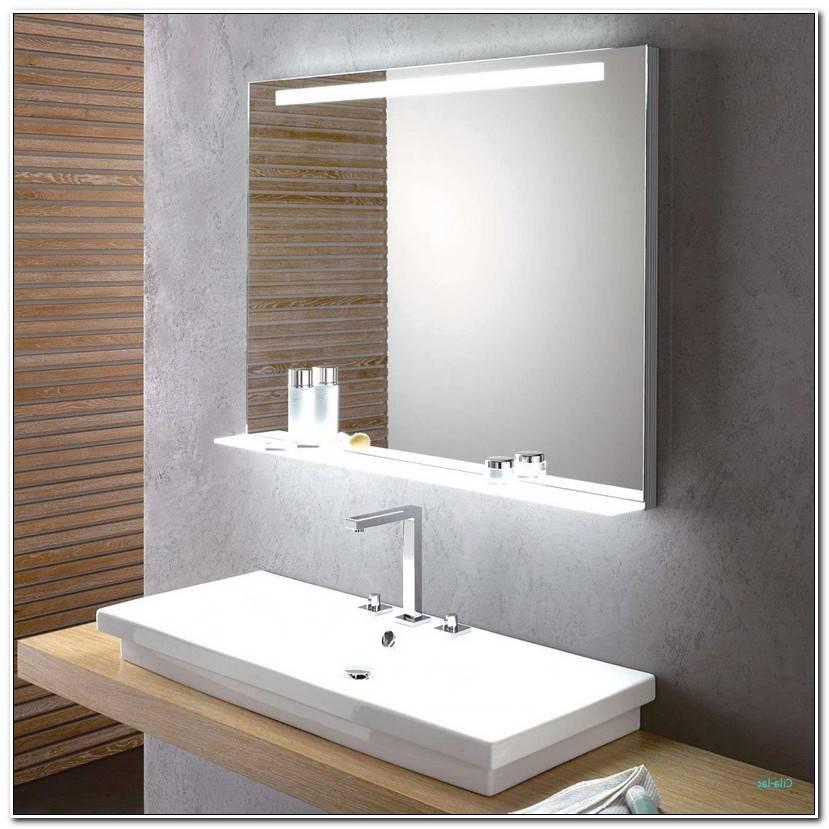 It Is Badspiegel Mit Beleuchtung Und Ablage