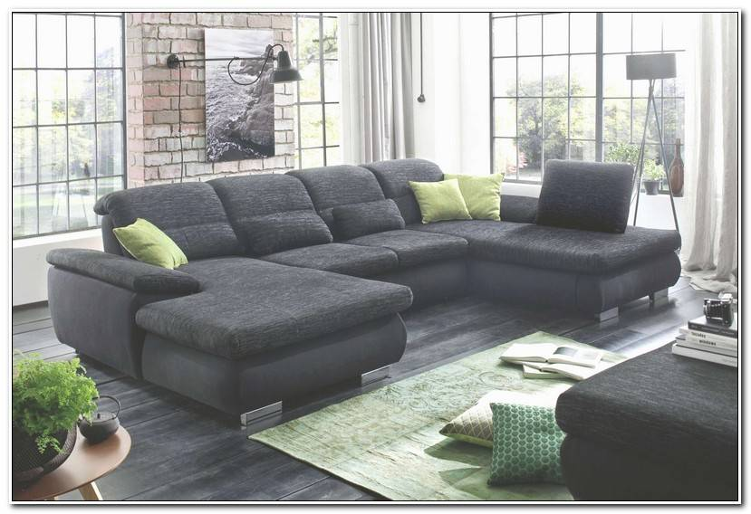 It Is Couch Anthrazit