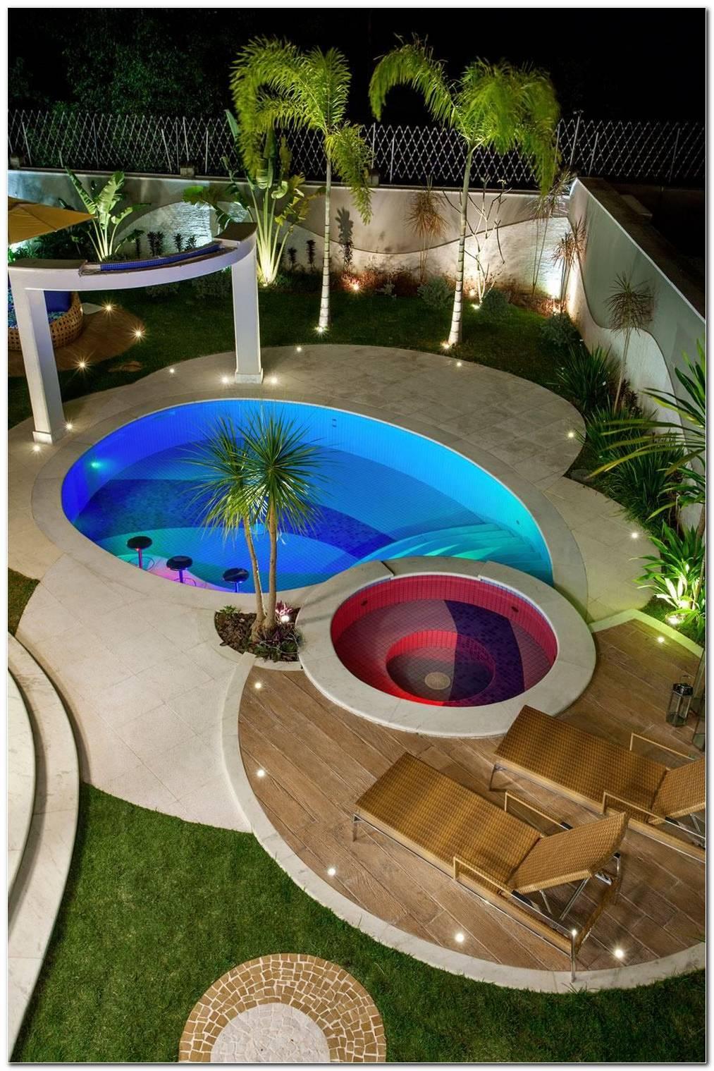 Jardim Com Piscina 25 Fotos Incríveis De Modelos Em Todos Os Estilos Que Vão Combinar Com Sua Casa