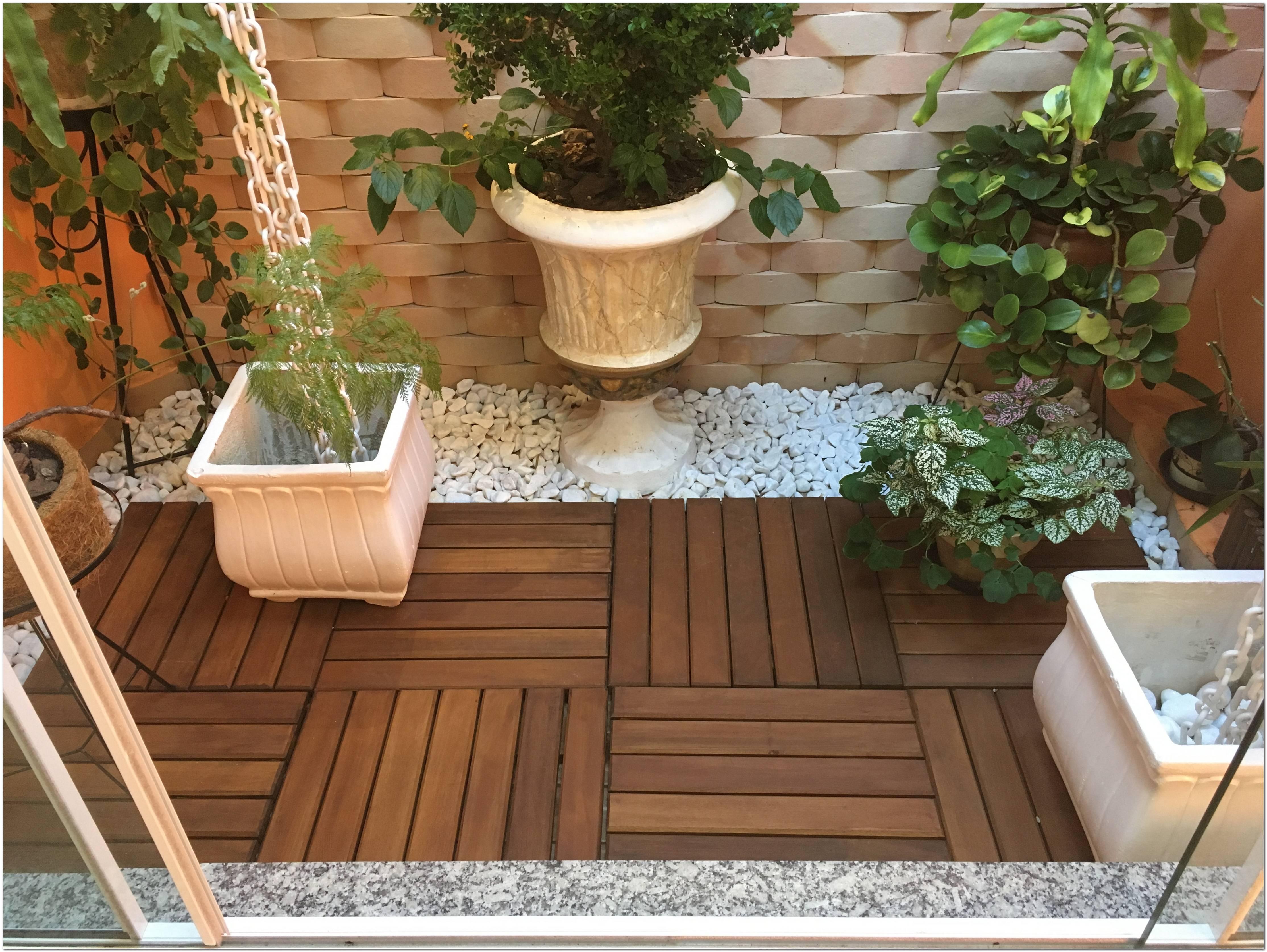 Jardim De Inverno Com Deck