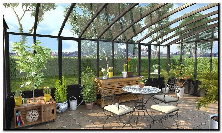 Jardin D Hiver Veranda