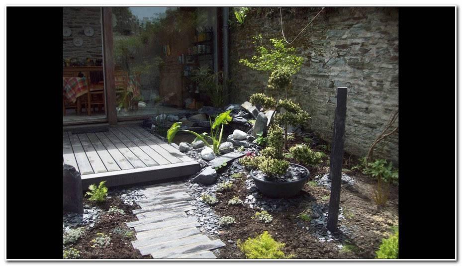 Jardin Et Terrasse Zen