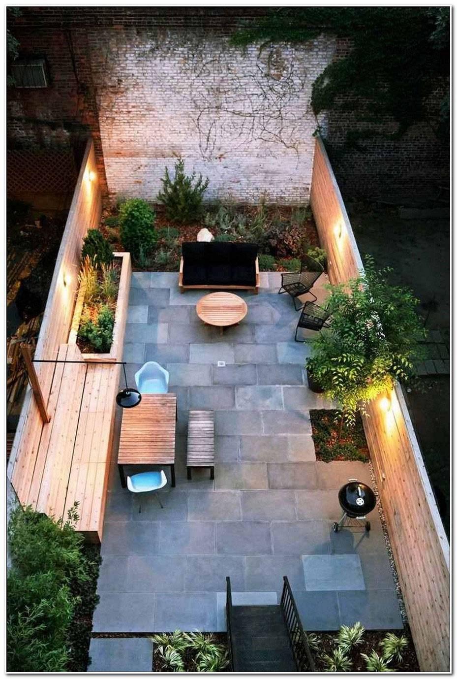 Jardin Terrasse Bois Design