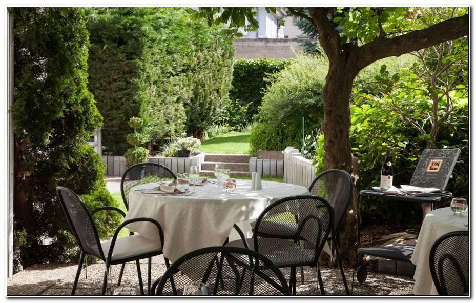 Jardin Terrasse De Restaurant