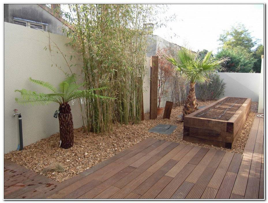 Jardin Terrasse Sans Entretien