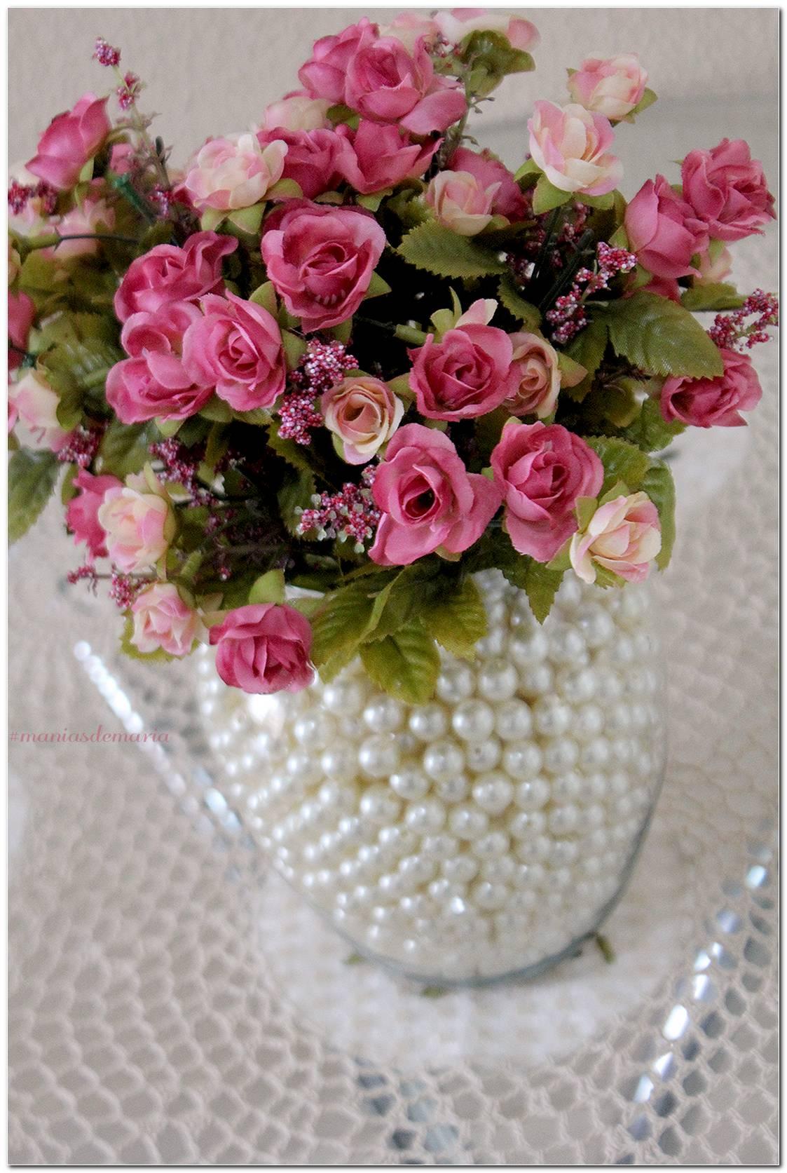 Jarros De Flores Decoração