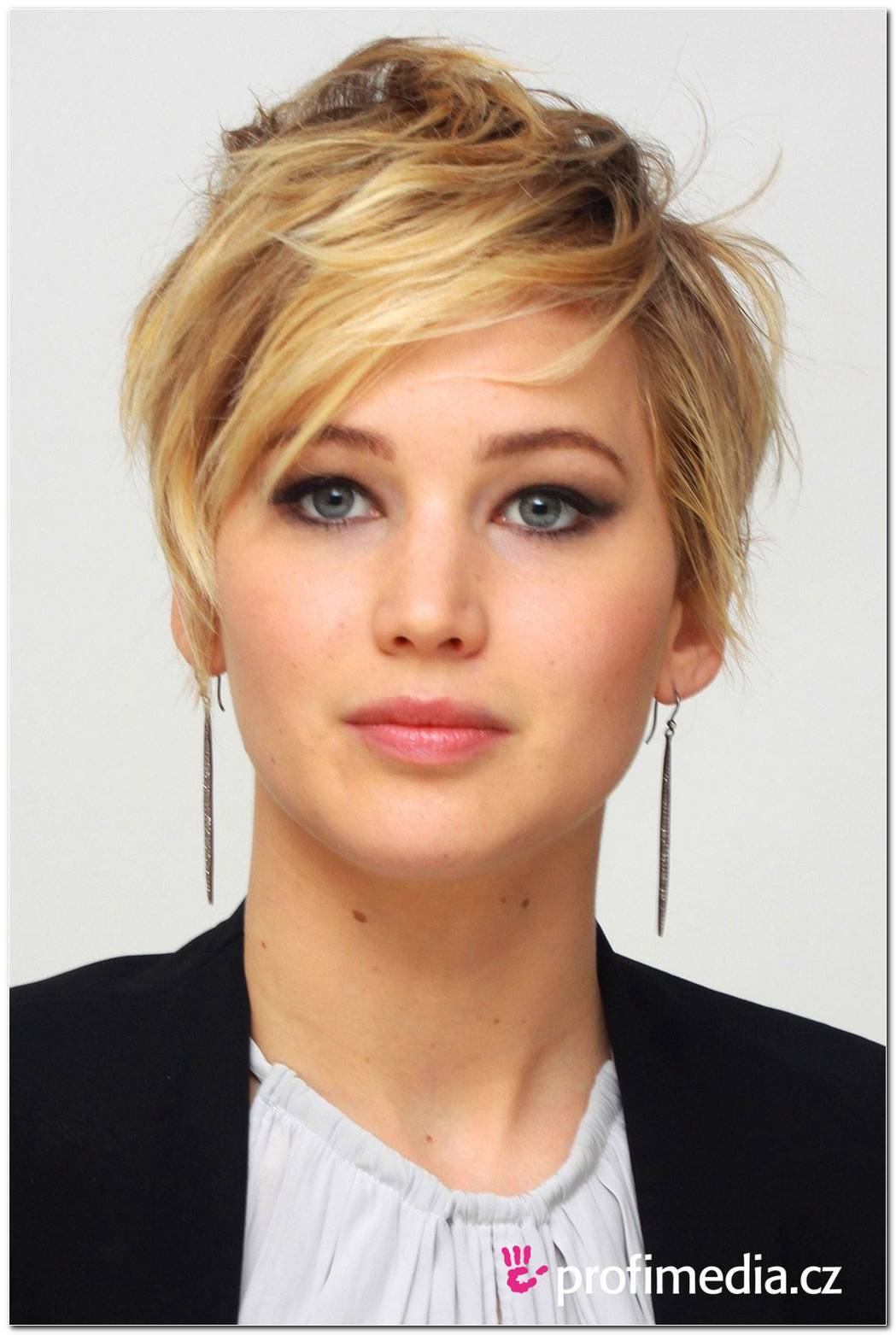 Jennifer Lawrence Frisur 2014
