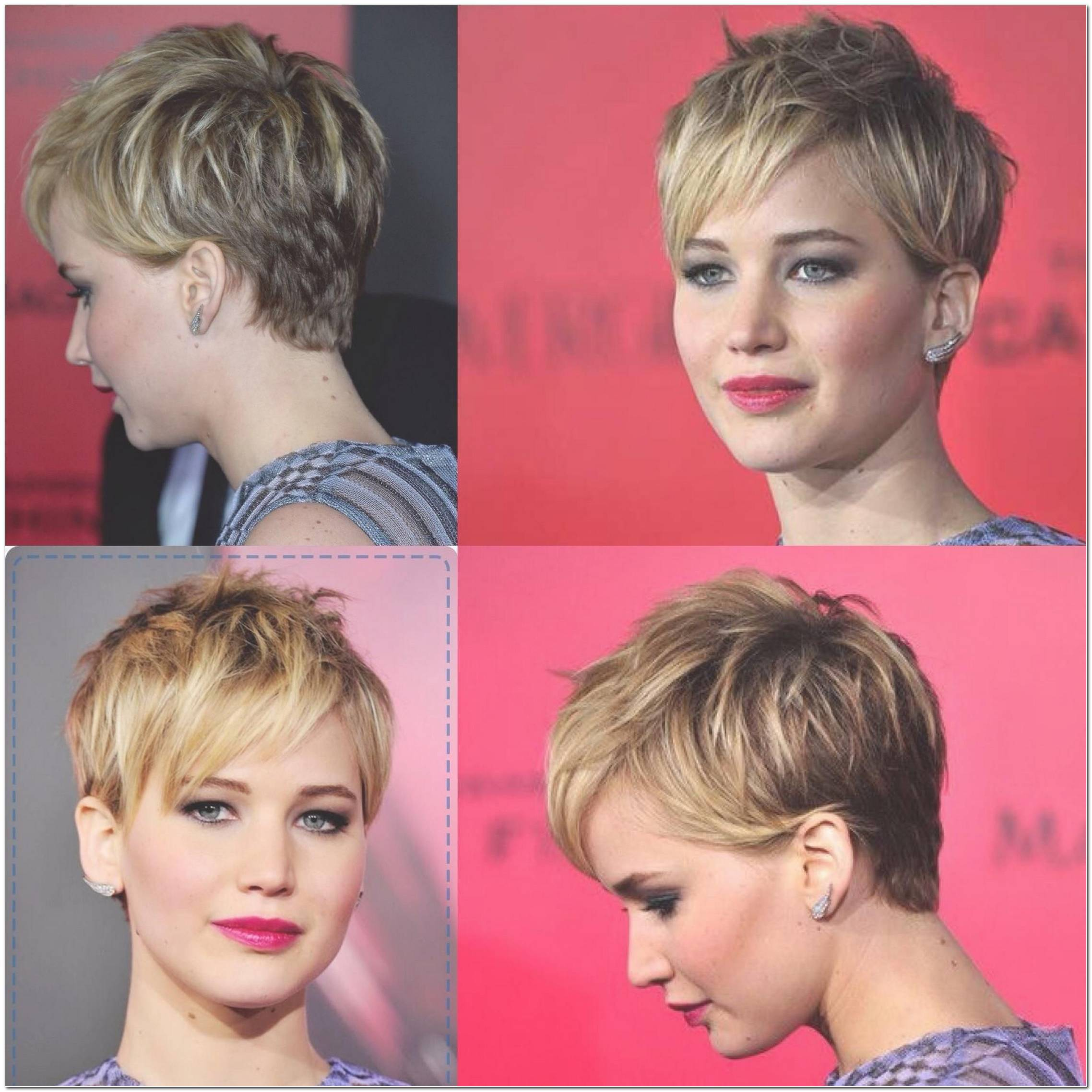 Jennifer Lawrence Frisur Kurz