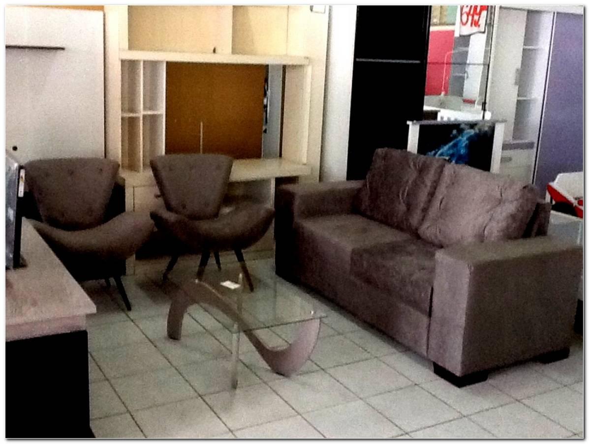 Jogo Sofa Sala Pequena