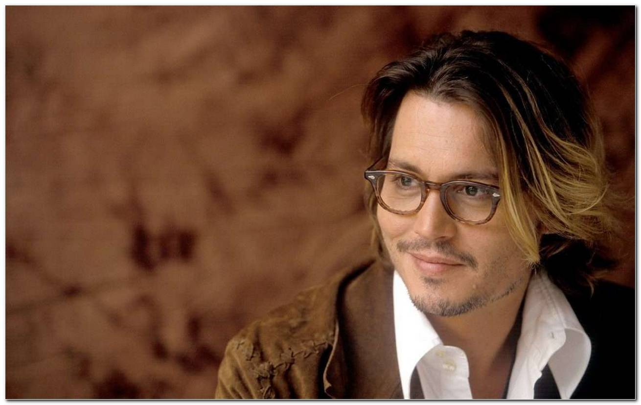Johnny Depp Frisur