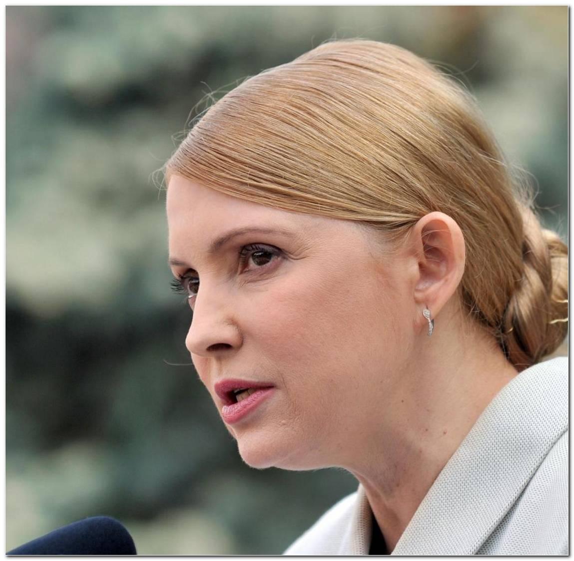 Julia Timoschenko Frisur