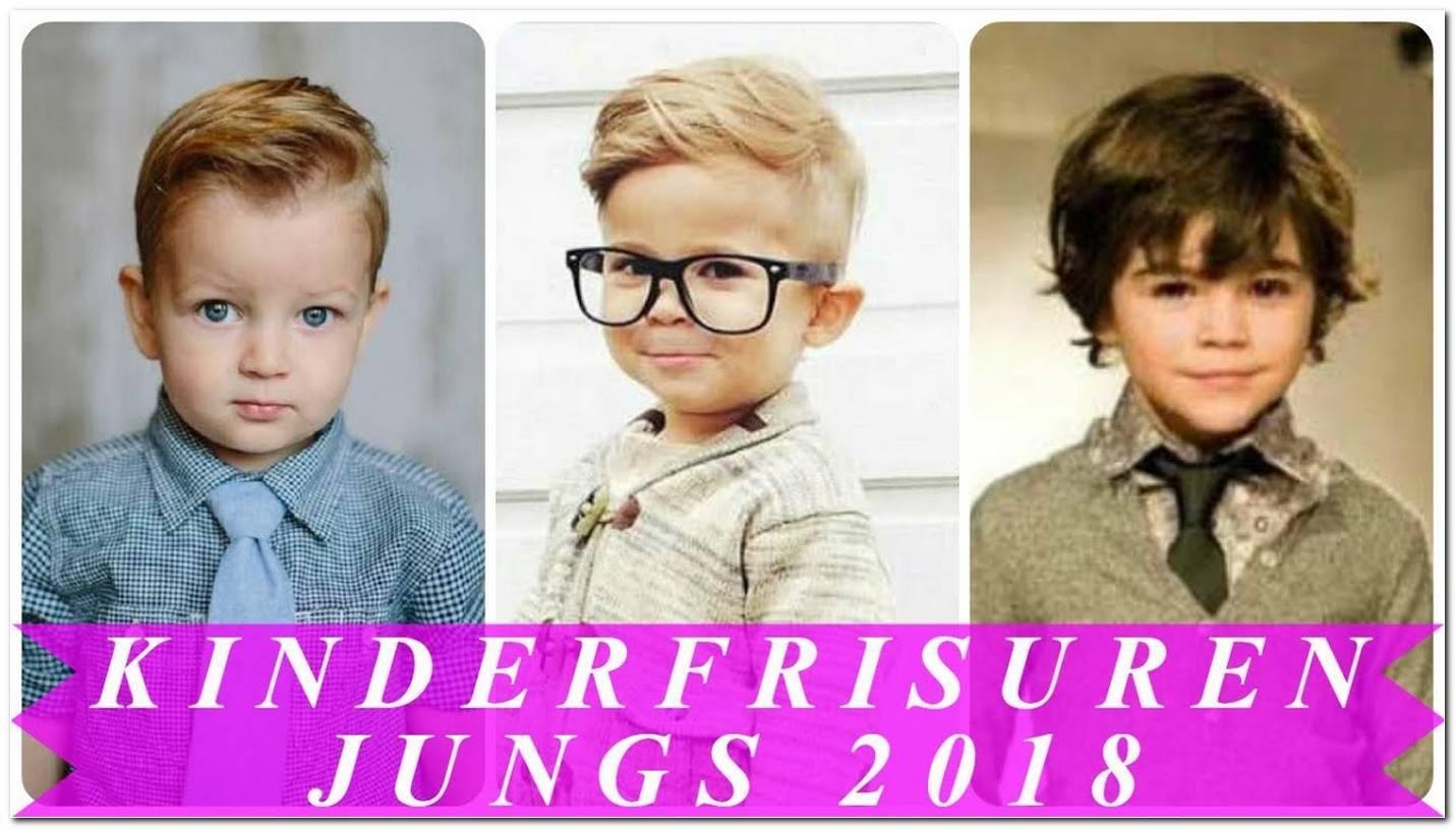 Jungs Frisuren Kurz 2018