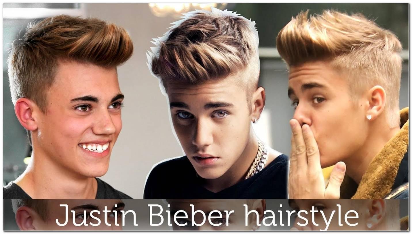 Justin Bieber Frisur 2016 Nachmachen