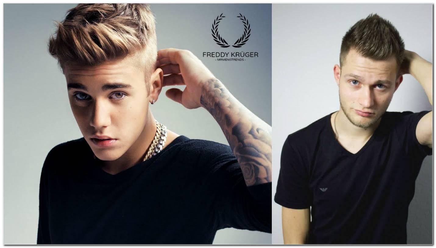 Justin Bieber Frisur Nachmachen