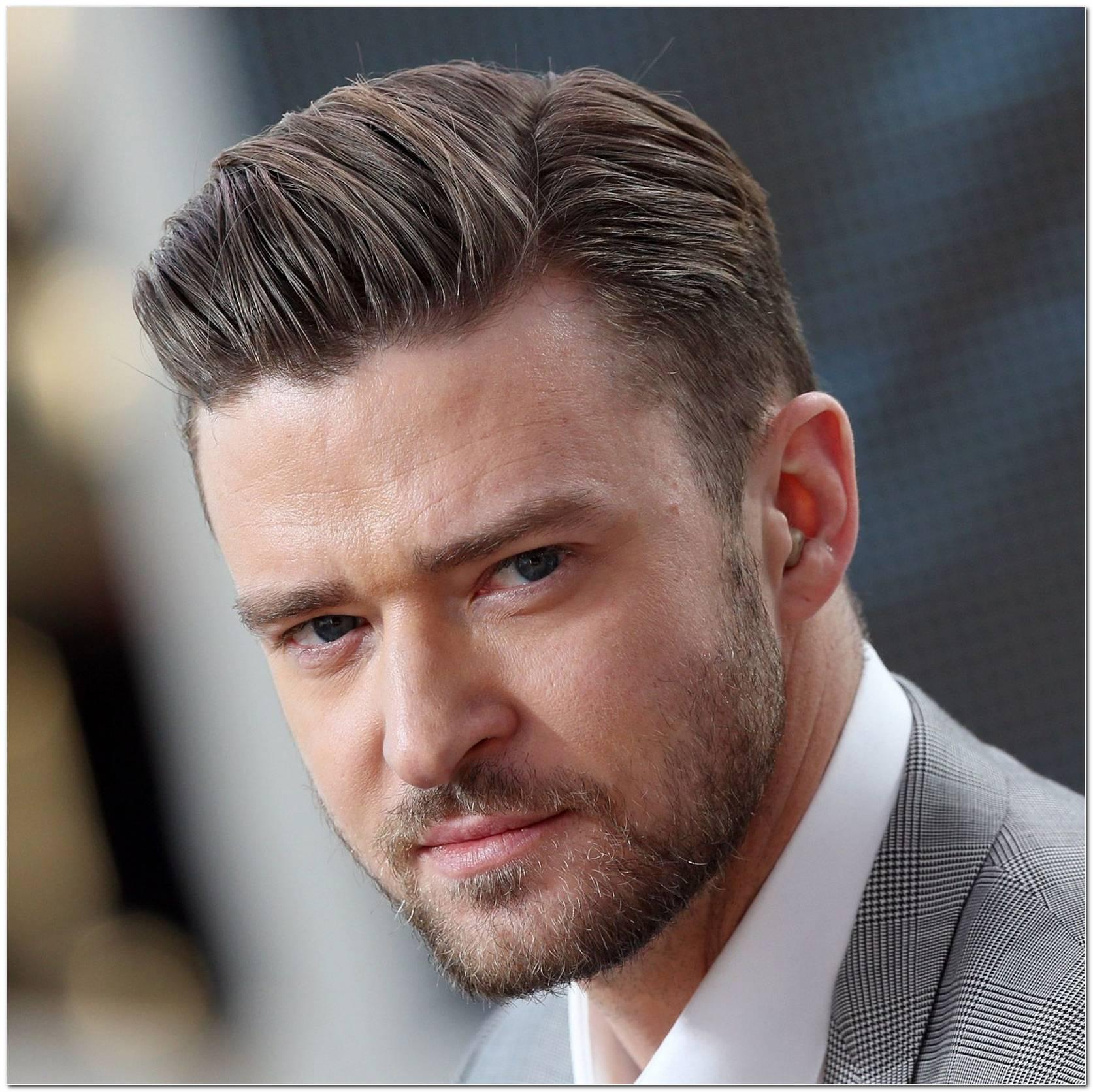 Justin Timberlake Frisur