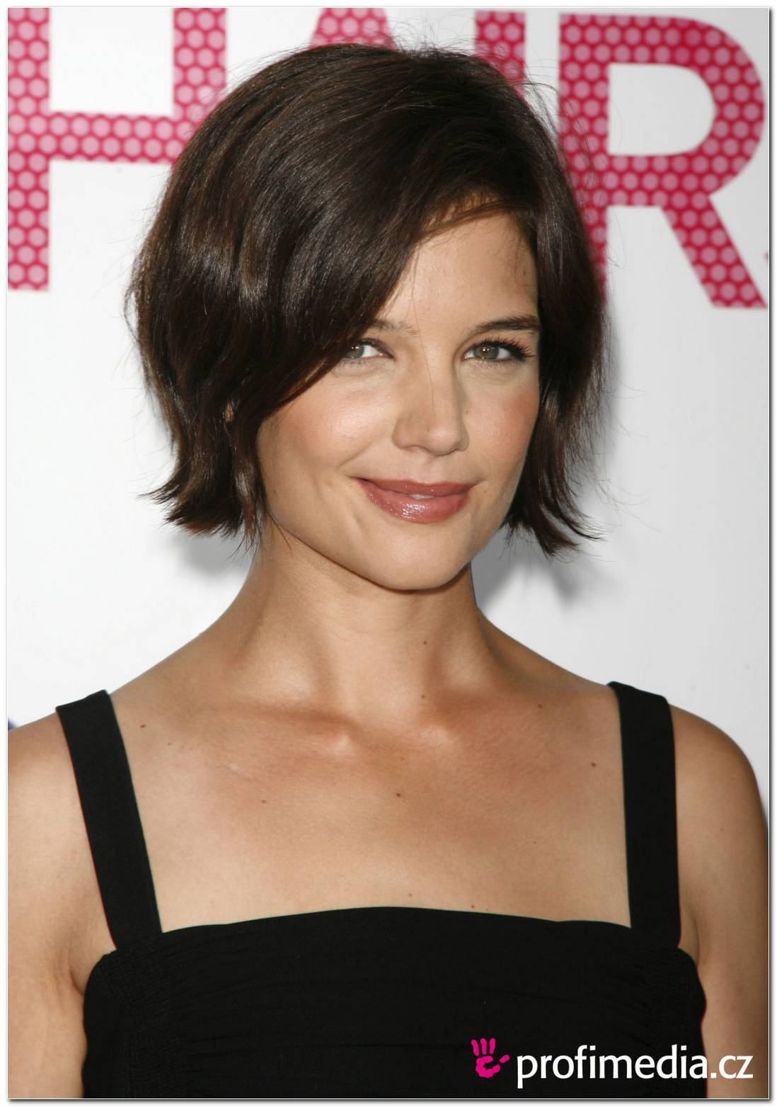 Katie Holmes Frisur