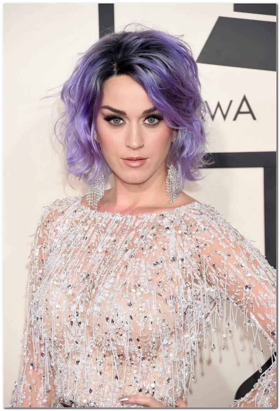 Katy Perry Frisuren Anleitung