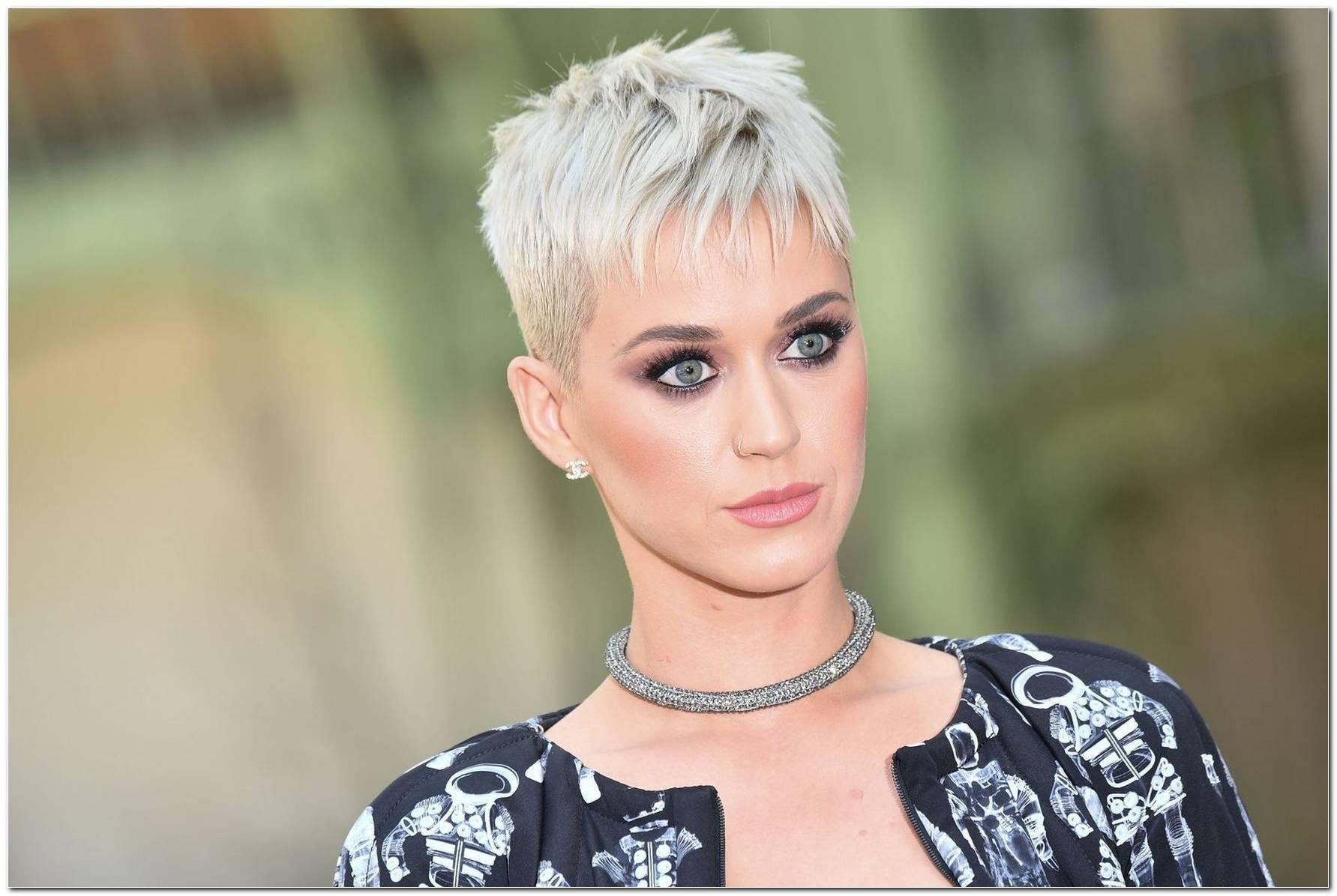 Katy Perry Neue Frisur 2017