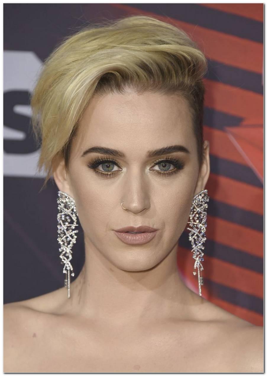 Katy Perry Neue Frisur Kurz