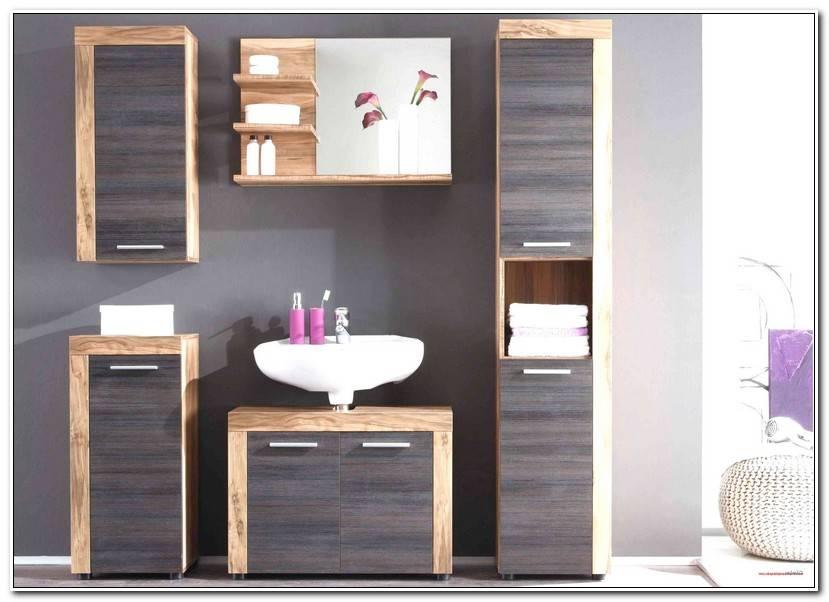 Keep Badezimmerschrank Holz