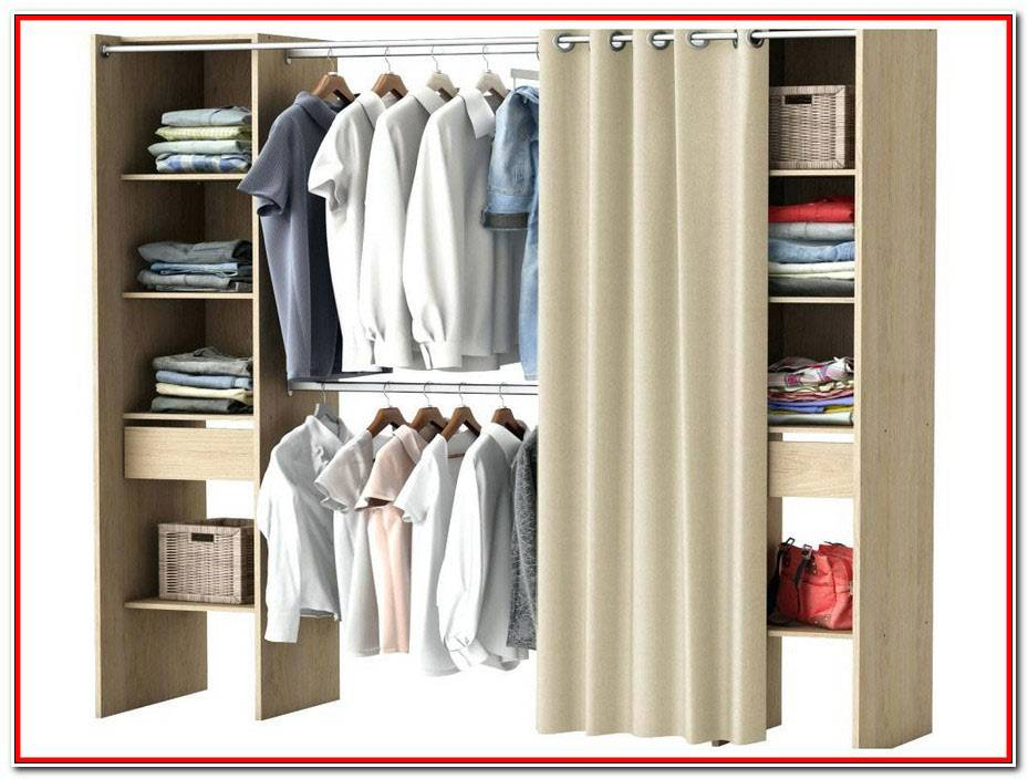 Kit Amenagement Dressing Castorama