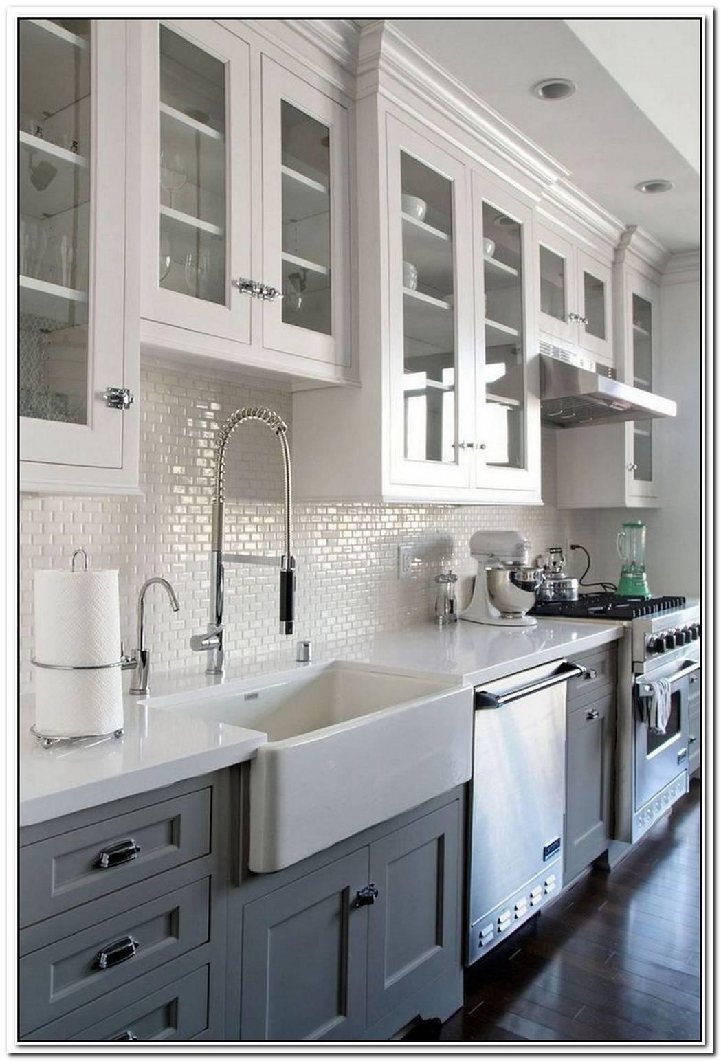 Kitchen Design Ideas With Many Storage Option