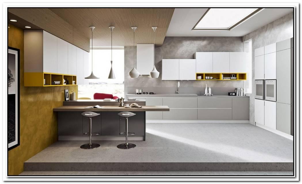 Kitchen Designs That Pop