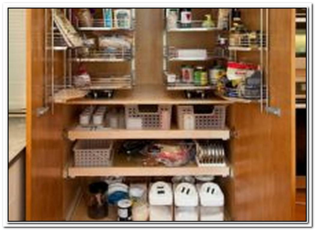 Kitchen Storage IdeasMaximizing Space With 25 Smart Small Pantries