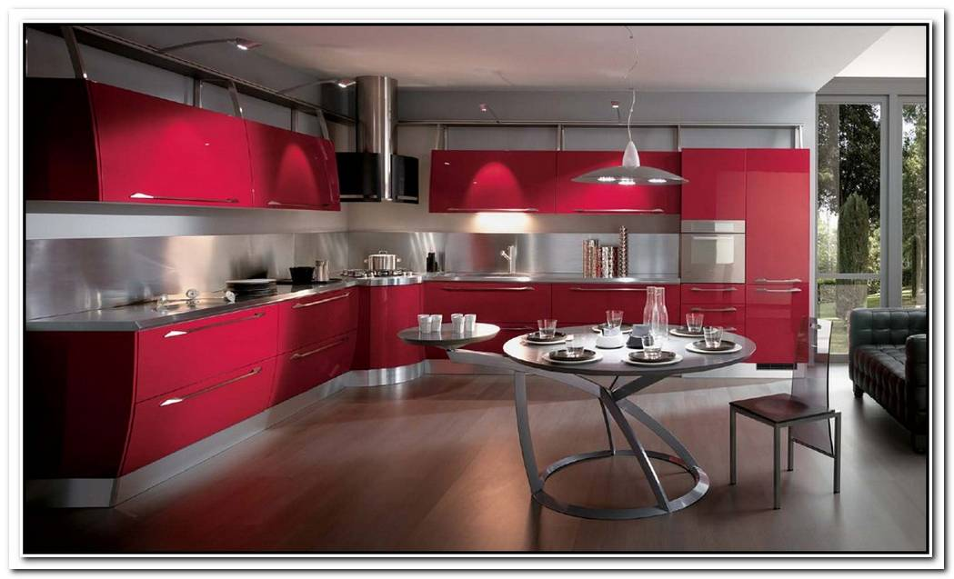 Kitchens From A Sports Car Designer